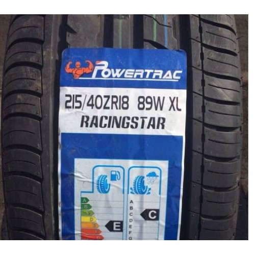 215/40/18  Powertrac Racing Star 89W XL