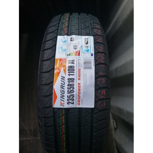 235/65 R18 Kingrun Geopower K4000 110H XL