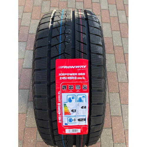 245/45 R18 Fronway Icepower 868 100H XL